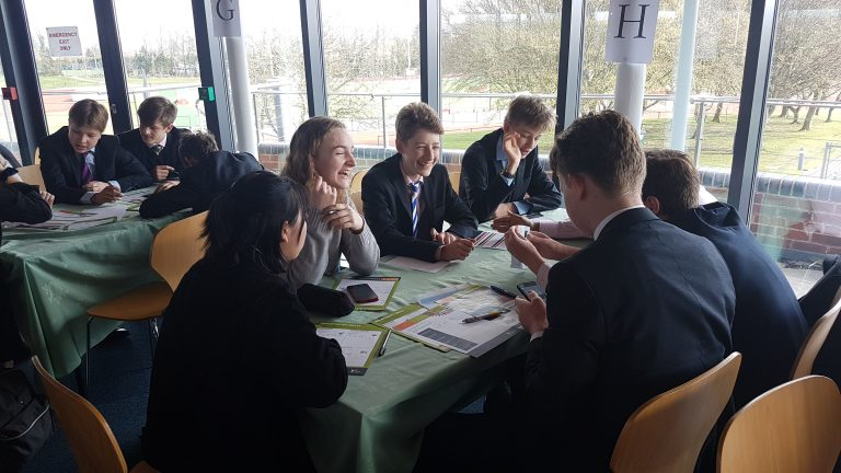 LaunchPad Day at Radley College | Wychwood School